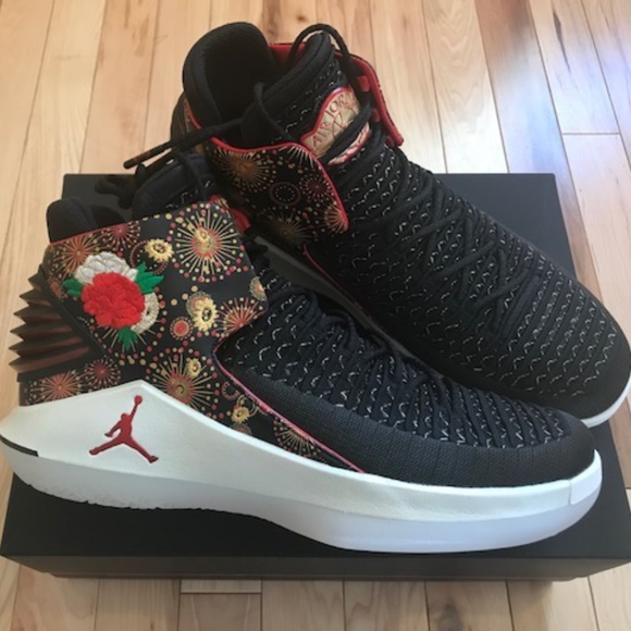 competitive price f686d 9220a Air Jordan Chinese New Year Men s XXXII Size 10